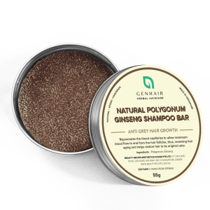Natural Organic Polygonum Ginseng shampoo bar