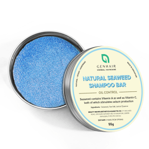 Natural Organic Seaweed Shampoo Bar